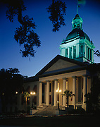 State of Florida Capitol Building, Tallahassee, Florida.