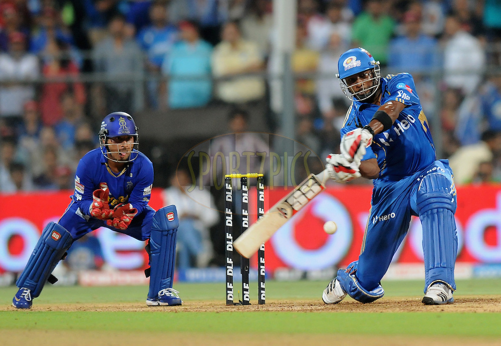 IPL 2012 Match 12 MI v RR | SPORTZPICS Photography
