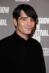 "Glasgow Film Festival, Saturday 23rd February 2019<br /> <br /> Pictured: Actor and writer David Dastmalchian attends the International Premiere of ""All Creatures Here Below""<br /> <br /> Alex Todd   Edinburgh Elite media"