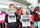 Child Refugee Protest 6th November 2016