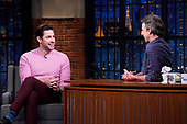 """May 26, 2021 - NY: NBC's """"Late Night With Seth Meyers"""" - Episode 1153A"""