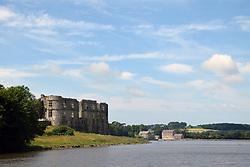 Carew Castle & Tidal Mill, Pembrokeshire, South Wales 2021