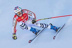 10.01.2020, Keelberloch Rennstrecke, Altenmark, AUT, FIS Weltcup Ski Alpin, Abfahrt, Damen, 2. Training, im Bild Viktoria Rebensburg (GER) // Viktoria Rebensburg of Germany in action during her 2nd training run for the women's Downhill of FIS ski alpine world cup at the Keelberloch Rennstrecke in Altenmark, Austria on 2020/01/10. EXPA Pictures © 2020, PhotoCredit: EXPA/ Johann Groder