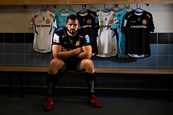 Don Armand - Mandatory by-line: Dougie Allward/JMP - 18/09/2018 - RUGBY - Sandy Park Stadium - Exeter, England - Exeter Chiefs v  - Exeter Chiefs Training