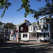 Nantucket Harbor on Nantucket Island, Massachusetts, USA. Photo Tim Clayton
