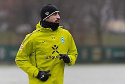 29.11.2010, Trainingsgelaende Werder Bremen, Bremen, GER, 1. FBL, Training Werder Bremen, im Bild Hugo Almeida (Bremen #23)   EXPA Pictures © 2010, PhotoCredit: EXPA/ nph/  Frisch       ****** out ouf GER ******