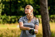 20-07-2019 Pictures of the final day of the Zwitserleven Dutch Junior Open at the Toxandria Golf Club in The Netherlands.<br /> SLATER, Nicola