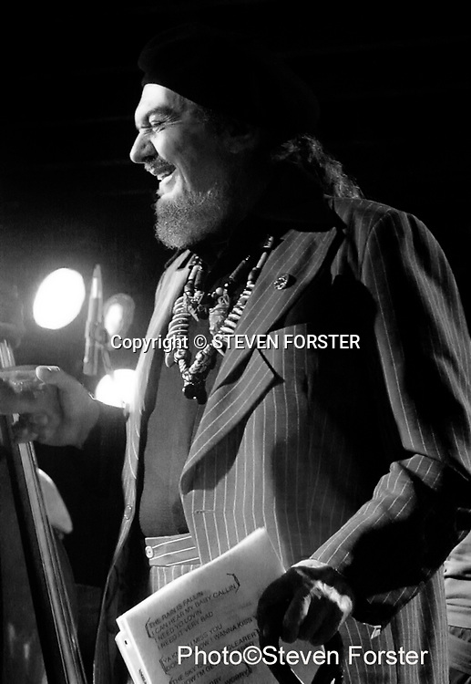 PHOTO BY STEVEN FORSTER<br />  Fats Domino 80th Birthday Celebration benefit for Tipitina's Foundation at Tip's uptown Saturday February 23, 2008.  Dr. John.