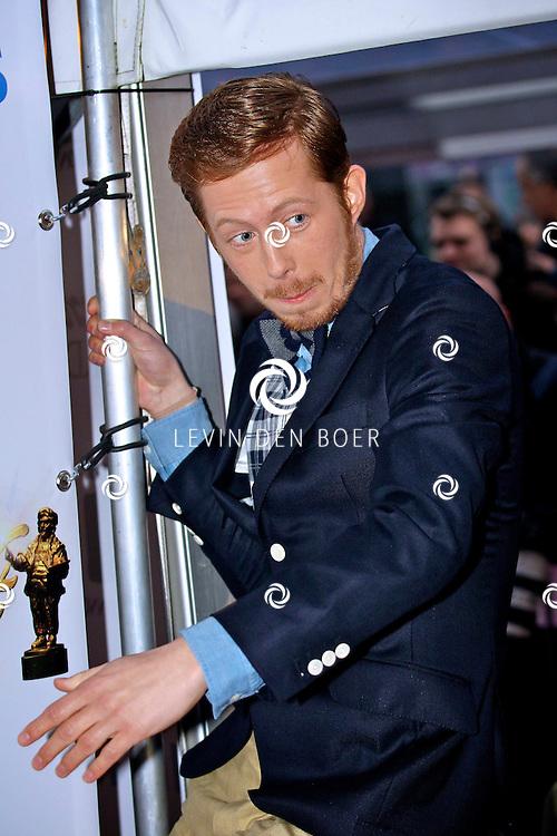 AMSTERDAM - In discotheek De Escape op het Rembrandtplein zijn weer de Rembrandt Awards 2012 uitgereikt.  Met op de foto Robert de Hoog. FOTO LEVIN DEN BOER - PERSFOTO.NU