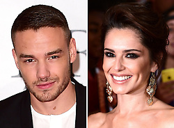 Undated file photo of Liam Payne and Cheryl Fernandez-Versini. Coral is offering 6-1 that one half of the rumoured showbiz power couple will make a proposal in 2016.