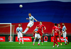 Jasmin Kurtic of Slovenia during the UEFA Nations League C Group 3 match between Slovenia and Moldova at Stadion Stozice, on September 6th, 2020. Photo by Vid Ponikvar / Sportida