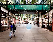 Germany, Monaco: shopping center 5 honf, downtown