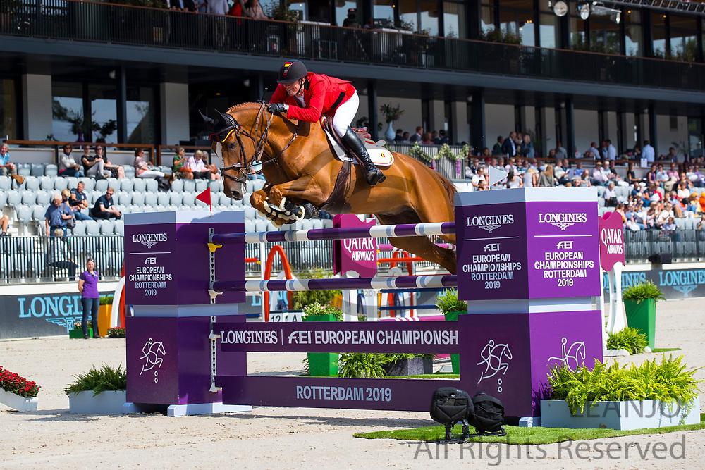Jos Verlooy - Igor<br /> FEI European Championships 2019<br /> © DigiShots