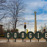 Googie Burger in Centennial Olympic Park, Atlanta