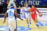 DESCRIZIONE : Cantù Lega A 2012-13 Acqua Vitasnella Cantù EA7Emporio Armani Milano  <br /> GIOCATORE : Alessandro Gentile<br /> CATEGORIA : Palleggio<br /> SQUADRA : EA7 Emporio Armani Milano<br /> EVENTO : Campionato Lega A 2013-2014<br /> GARA : Acqua Vitasnella Cantù EA7Emporio Armani Milano <br /> DATA : 23/12/2013<br /> SPORT : Pallacanestro <br /> AUTORE : Agenzia Ciamillo-Castoria/I.Mancini<br /> Galleria : Lega Basket A 2013-2014  <br /> Fotonotizia : Cantù Lega A 2013-2014 Acqua Vitasnella Cantù EA7Emporio Armani  Milano <br /> Predefinita :