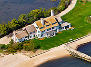 Katherine Hepburn Estate Aerial #2