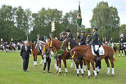 , Bad Segeberg Landesturnier 13. - 15.09.2013, Siegerehrungen Springen