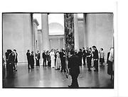 Ellsworth Kelly dinner, Tate Gallery, London 9th June 1997 © Copyright Photograph by Dafydd Jones 66 Stockwell Park Rd. London SW9 0DA Tel 020 7733 0108 www.dafjones.com