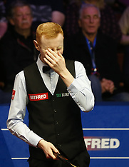 2018 Betfred Snooker World Championships - Day Ten - 30 Apr 2018