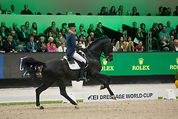 Minderhoud Hans Peter, NED, Glock's Dream Boy<br /> FEI Dressage World Cup™ Grand Prix presented by RS2 Dressage - The Dutch Masters<br /> © Hippo Foto - Sharon Vandeput<br /> 14/03/19