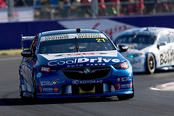 October 8, 2018 - Bathurst, NSW, U.S. - BATHURST, NSW - OCTOBER 07: Tim Blanchard / Dale Wood in the Team CoolDrive Holden Commodore at the Supercheap Auto Bathurst 1000 V8 Supercar Race at Mount Panorama Circuit in Bathurst, Australia on October 07, 2018 (Photo by Speed Media/Icon Sportswire) (Credit Image: © Speed Media/Icon SMI via ZUMA Press)