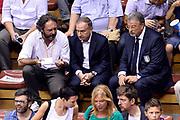 DESCRIZIONE : Trieste Nazionale Italia Uomini Torneo internazionale Italia Canada Italy Canada<br /> GIOCATORE : Claudio Silvestri Gianni Giovanni Silvestri Vincenzo Di Schiavi<br /> CATEGORIA : Pregame Before<br /> SQUADRA : Italia Italy<br /> EVENTO : Torneo Internazionale Trieste<br /> GARA : Italia Canada Italy Canada<br /> DATA : 03/08/2014<br /> SPORT : Pallacanestro<br /> AUTORE : Agenzia Ciamillo-Castoria/Max.Ceretti<br /> Galleria : FIP Nazionali 2014<br /> Fotonotizia : Trieste Nazionale Italia Uomini Torneo internazionale Italia Canada Italy Canada