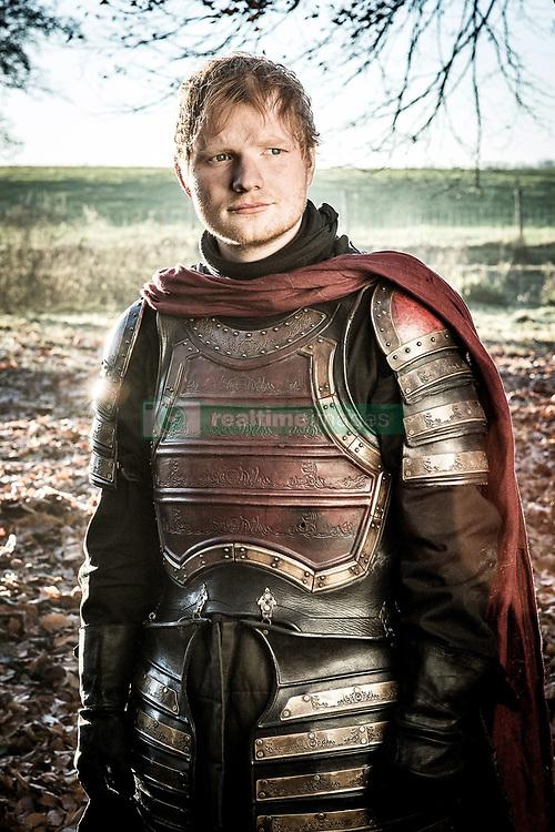 September 1, 2017 - Ed Sheeran..'Game Of Thrones' (Season 7) TV Series - 2017 (Credit Image: © Hbo/Entertainment Pictures via ZUMA Press)
