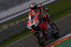 MotoGP Tests In Valencia - 21 November 2018