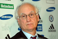 Photo: Tony Oudot.<br /> Chelsea Press Conference. 21/09/2007.<br />  Bruce Buck