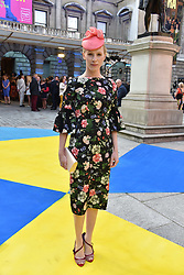 Susanne West at the Royal Academy Of Arts Summer Exhibition Preview Party 2018 held at The Royal Academy, Burlington House, Piccadilly, London, England. 06 June 2018.