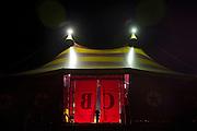 Cole Bros. Circus in Ashburn, Virginia.