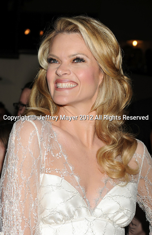 HOLLYWOOD, CA - JANUARY 28: Missi Pyle arrives at the 64th Annual Directors Guild Of America Awards at the Grand Ballroom at Hollywood & Highland Center on January 28, 2012 in Hollywood, California.