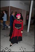 ZANDRA RHODES, Wedding Dresses: 1775-2014,  Victoria & Albert Museum. London. 30 April 2014