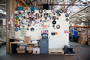 The Vinyl Factory is the old EMI vinyl works in Uxbridge, Middlesex, producing limited edition vinyls of new releases, plus re-presses of classics. They also act as a distributor of vinyl releases.