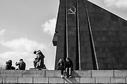 Monument to the Soviet Soldiers, Treptower Park, Berlin, Germany. April / 2018.