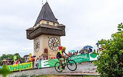 02.07.2017, Graz, AUT, Ö-Tour, Österreich Radrundfahrt 2017, 1. Etappe, Prolog, im Bild Reinier Honig (NED, Team Vorarlberg) // during Stage 1, Prolog of 2017 Tour of Austria. Graz, Austria on 2017/07/02. EXPA Pictures © 2017, PhotoCredit: EXPA/ JFK