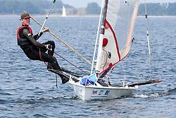 , Kiel - Kieler Woche 20. - 28.06.2015, Musto Skiff - GER 121 - Modersitzki, Götz牥