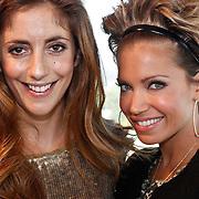 NLD/Amsterdam/20101011 - Presentatie By Danie Styleguide magazine, Sylvie van der Vaart met Danie Bles