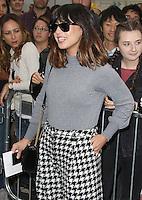 Foxes, London Fashion Week SS17 - Topshop, Old Spitalfields Market, London UK, 18 September 2016, Photo by Brett D. Cove