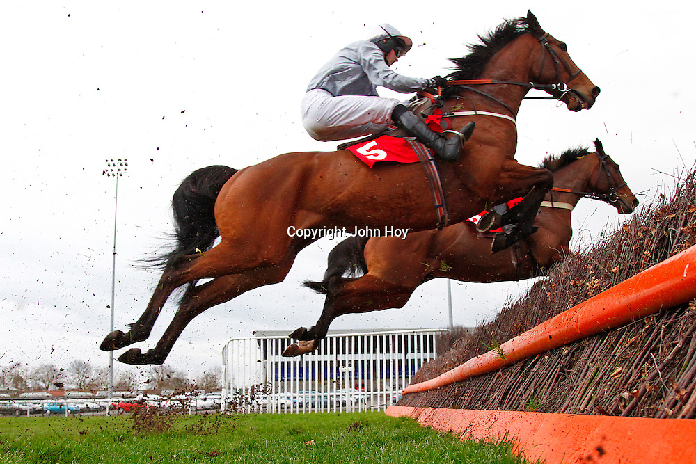 Park Lane and Jack Quinlan winning the 4.00 race