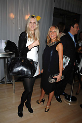 Left to right, ALEXANDRA AITKEN and ALICE BAMFORD at an Evening at Sanderson in Aid of CLIC Sargent held at The Sanderson Hotel, 50 Berners Street, London W1 on 15th May 2007.<br /><br />NON EXCLUSIVE - WORLD RIGHTS