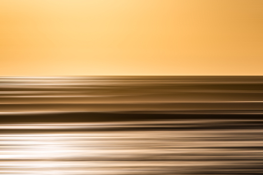 LIGNES Series, ocean and surf abstract act from San Diego, California. Southern California surf and ocean art. ©justinalexanderbartels.com