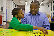 Quaker Social Action run a 'Made of Money Programme' allowing low-income families to talk, listen and learn about money and its impact on their lives.  It works with fathers and their children using photography as a tool to record their lives in Bethnal Green, London.