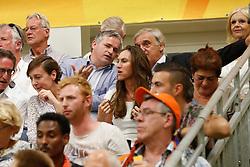 20170525 NED: 2018 FIVB Volleyball World Championship qualification, Koog aan de Zaan<br />Peter Sprenger, Andre Bolhuis<br />©2017-FotoHoogendoorn.nl / Pim Waslander