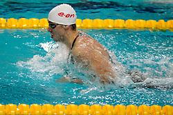 07-12-2008 ZWEMMEN: SWIMCUP: EINDHOVEN<br /> Lennart Stekelenburg wint de 100 m schoolslag<br /> ©2008-WWW.FOTOHOOGENDOORN.NL