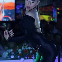 SAN MATEO ATENCO, Mex.- Para cerrar con broche de oro el año 2011 se llevo a cabo la Final del certamen Miss Table Dance 2011 en donde cuatro bailarinas representantes de antros del Estado de Mexico y Distrito Federal dieron lo mejor de si en cada una de sus rutinas, esto ocurrió en el club Tabares. Agencia MVT / Crisanta Espinosa. (DIGITAL)<br /> <br /> NO ARCHIVAR - NO ARCHIVE