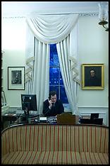 George Osborne-Behind the Scenes