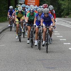 Ladiestour 2008 Limburg<br />Suzanne de Goede, Trixi Worrack