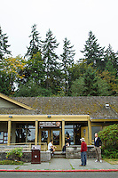 Port Angeles Visitors Center, Olympic National Park, WA