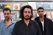 Vaadat Charigim Live on KEXP (The Cutting Room Studios NYC) Friday, March 21, 2014 www.kexp.org